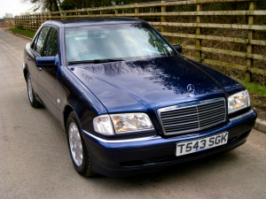 For Sale - 1999 Mercedes-Benz C240